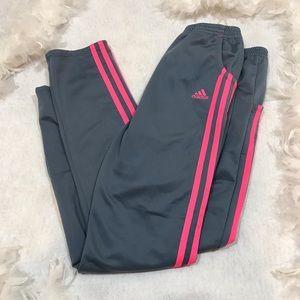 NWOT Neon Pink Adidas